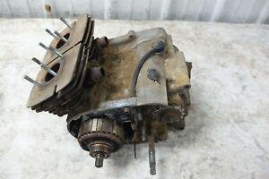 Yamaha Y33 YL1 YL 1 100 Twin Jet engine motor crank shaft cases parts
