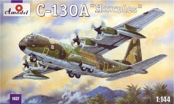 C-130A 144 1 Model A Hercules Plastic AMZ14437 AMZ14437 Kit