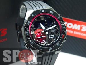 Casio-Edifice-TOM-S-Limited-Edition-Bluetooth-Men-039-s-Watch-ECB-10TMS-1A