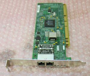 DéVoué Ibm Netxtreme 73p4009 73p4019 En 1 Gbit/s Pci-x Adapter-afficher Le Titre D'origine