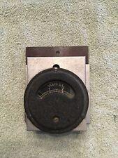 Vtg Radio Panel Meter Volts Dc 0 3 Me463