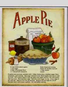 Country Kitchen Apple Pie Recipe