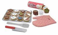 Melissa & Doug Slice & Bake Cookies Play Set Toys