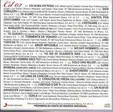 rare BALADA 80s 70s CD slip LUCIA MENDEZ Un alma en pena AMO TODO DE TI tequiero