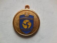 medaglia premio Ministero dell'Interno protezione civile