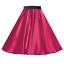 Girls-SATIN-Rock-n-Roll-Skirt-UK-1950s-Costume-Grease-Fancy-dress-ROCKABILLY thumbnail 25