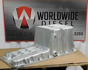 Mercedes MBE906 Oil Pan, P/N: A9060141202KZ