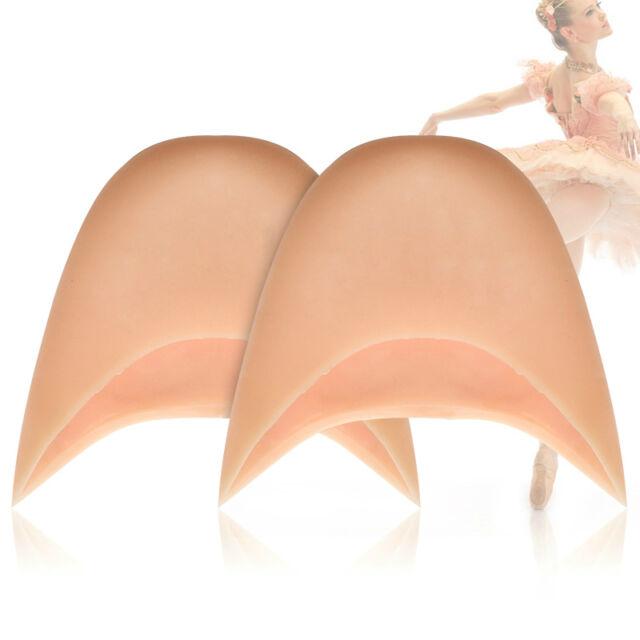 Silicone Gel Zehenschutz Spitzenschoner Gel Pads-für Ballett Spitzenschuhe.