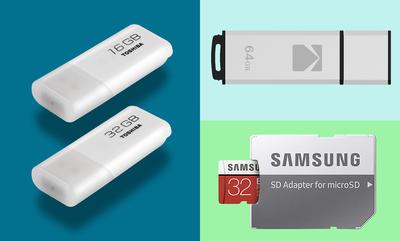 Save on Memory with Samsung, San Disk & Kodak