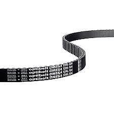 Optibelt HTD Timing Belt 8 mm pitch 80 dents 50 mm large 640-8M-50
