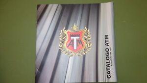 Glorieux Catalogue Atm Première Édition 2013
