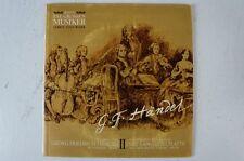 Händel Wassermusik Harfenkonzert op 4 Arie aus Serse Angelicum Mailand (LP11)