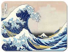The Great Wave At Kanagawa Mouse Mat. Top Quality Mouse pad Katsushika Hokusai
