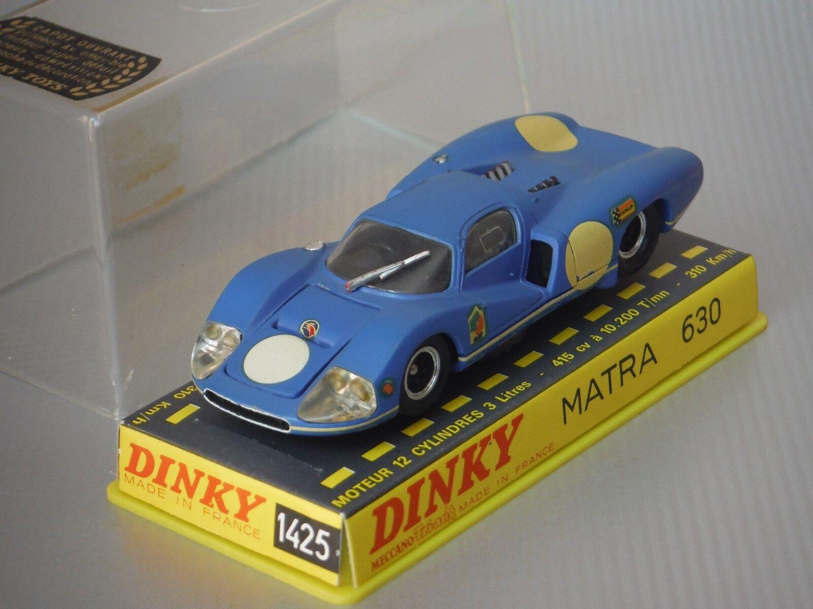 DINKY TOYS ART.1425 1 43 MATRA 630 630 630 V12 - PERFETTA IN CONFEZIONE ORIGINALE cf7a79