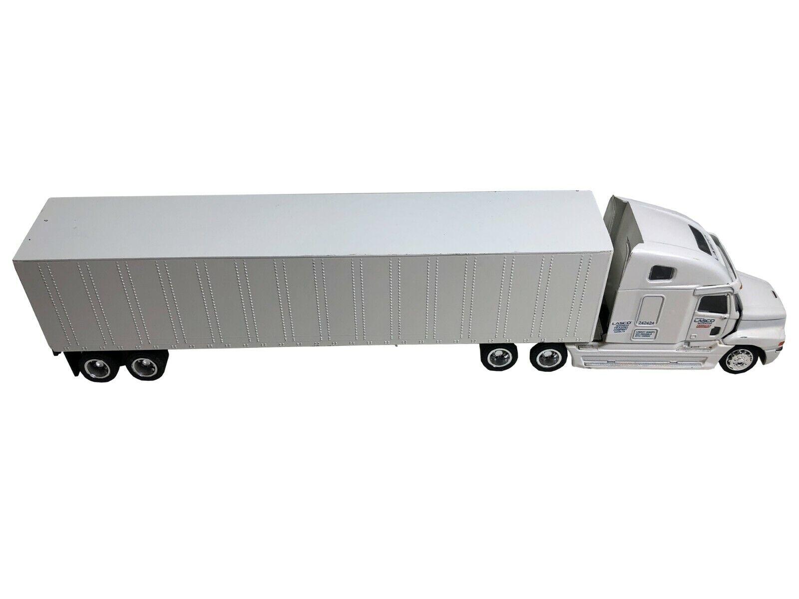 Freightliner Lasco Semi Truck NZG  416 Scale 1 43 Diecast