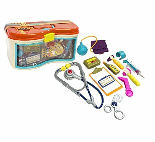 B Toys Wee MD Doctors Playset