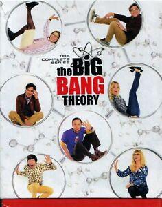The Big Bang Theory The Complete Series DVD USA Box Set New Free Shipping