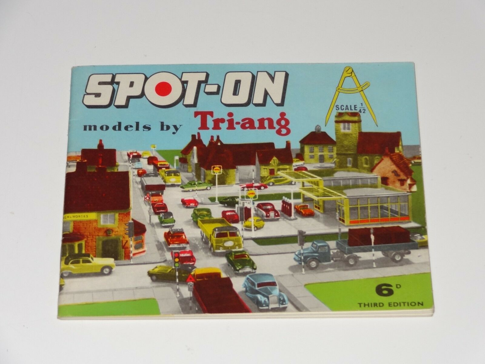 (S) triang spot on CATALOGUE - 3rd Edition
