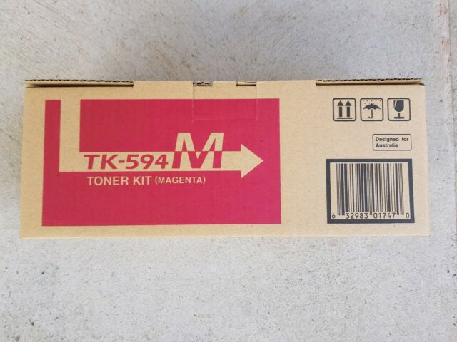 TK-594M Kyocera Toner Genuine