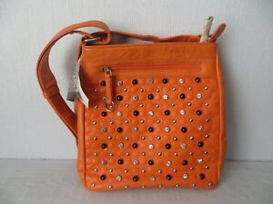 Image Is Loading Gg Ing Studded Rhinestone Shoulder Crossbody Handbag Purse
