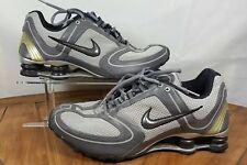 18cc8538ce51 item 3 Nike Shox NZ RNG Gray Silver Black Mens Running Shoes Size 10.5  314181-001 2005 -Nike Shox NZ RNG Gray Silver Black Mens Running Shoes Size  10.5 ...
