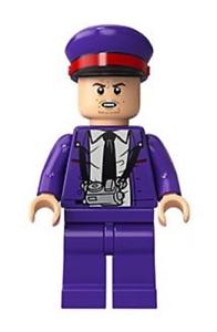 Lego Harry Potter Stan Shunpike Knight Bus Conductor hp192 75957 Minifigure New