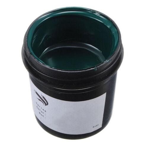 100g Nova Placa De Circuito Impresso UV endurecível por Solda Máscara repara Pintura Verde negativo photores Lp