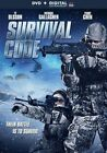 Survival Code 0031398194934 With Patrick Gallagher DVD Region 1
