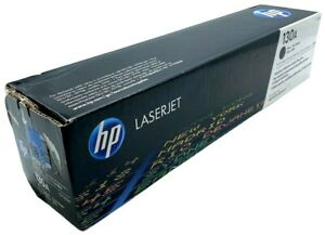 (BRAND NEW) HP LASERJET PRINTER INK 130A BLACK CF350A - w/ WARRANTY!!