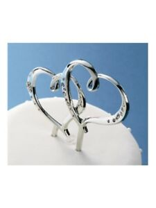 Wilton Double Heart Cake Topper