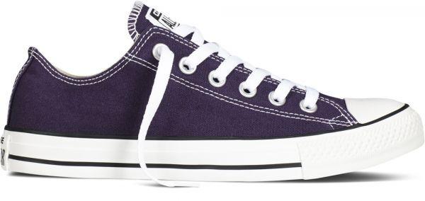 Zapatos promocionales para hombres y mujeres Converse Chucks All Star Klassik Schuhe Sneaker Lila Sneakers