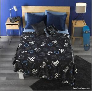 Playstation Teens Kids Boys Light Blanket Ps4 Comforter
