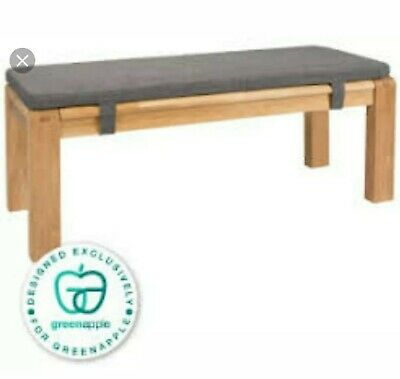 Peachy Greenapple Camden Dining Bench New Strong And Stable Rrp 275 Ebay Machost Co Dining Chair Design Ideas Machostcouk