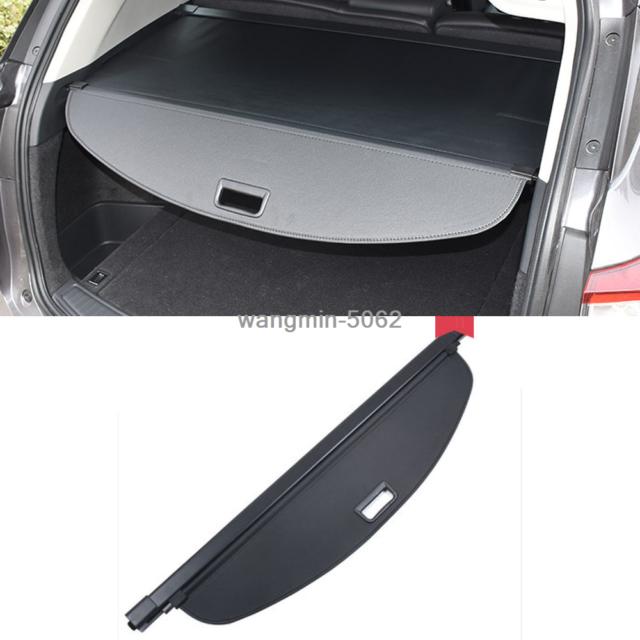 For Acura RDX 2019 Black Rear Trunk Security Cargo Luggage