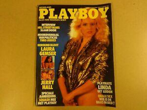 DUTCH-MAGAZINE-PLAYBOY-N-10-1985