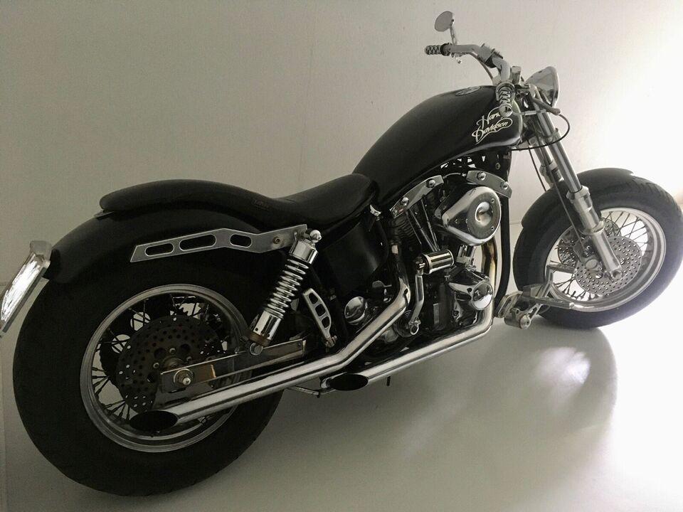 Harley-Davidson, 1200 Shovelhead, 1200 ccm