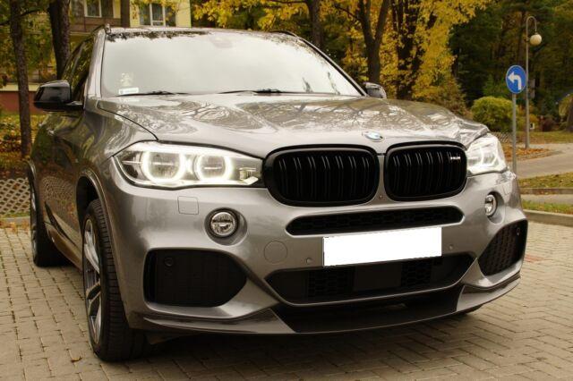 PERFORMANCE FRONTANSATZ FRONTLIPPE SPOILER BMW X5 F15 M