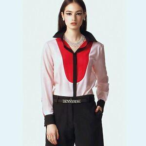 Taglia 46dr41005 Rose Camicia Denny L qTgXORptwx