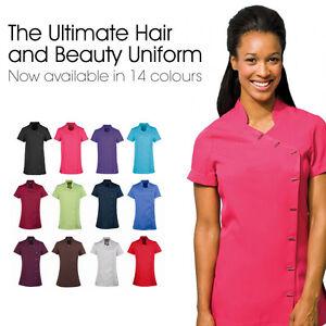 Premium beauty salon uniform in 14 colours tunics for for Uniform spa sistemi per serramenti