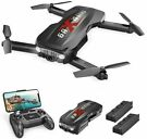 Holy Stone HS160 Pro Foldable 2 Battery RC Drone