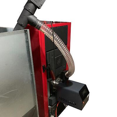 Environ Pelletbrenner Blue-ecopellet 8/35 Inlk Schnecke Für Tagesvorratsbehälter Dauerhafte Modellierung Brenner & Kessel