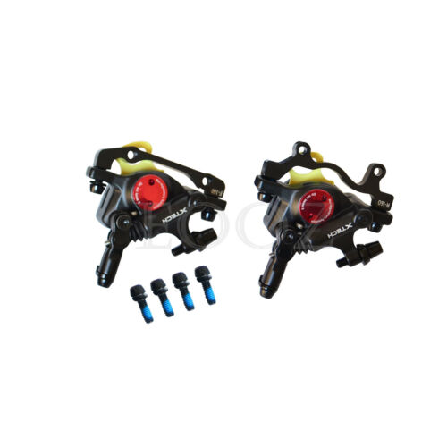 ZOOM MTB Road Line Pulling Hydraulic Disc Brake Calipers Front /& Rear