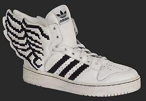 online retailer 29852 40f6e ... alas de js zapatos mujeres negro blanco qgk83o comprar original ES985  Tiendas Sevilla ... Adidas-Originales-Jeremy-Scott-Wings-2-0 . ...