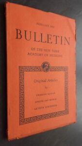 Notiziario-Of-I-York-Academy-Of-Medicina-Febbraio-1951-ABE
