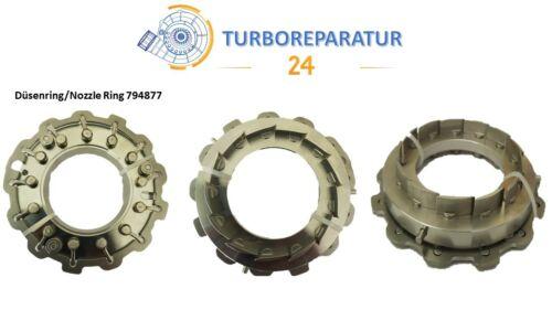 Turbocompresseur düsenring Nozzle Ring 704049-0001,700960-0001,700960-0002,700960-0003