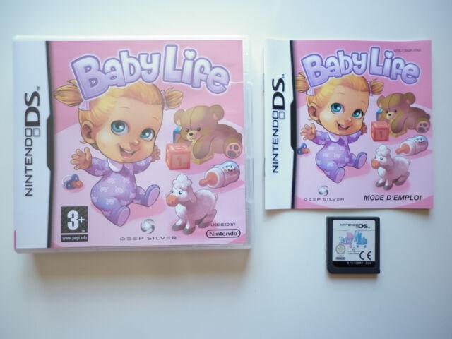 Baby Life Jeu Vidéo Nintendo DS