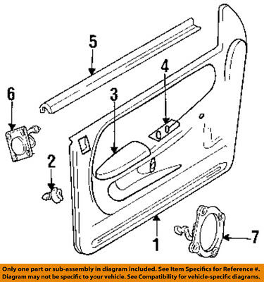 100x Door Trim Panel oem Clips 6503709 FOR Dodge Ram 1500 2500 3500 Chrysler