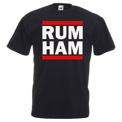 Novelty RUN DMC//Funny//Slogan T-Shirt All Sizes RUM HAM Always Sunny TV Show