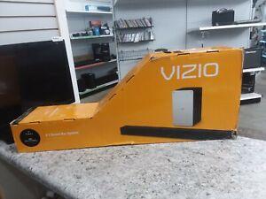 "Vizio 36/"" 2.1 Channel Soundbar System Black SB3621N-E8"