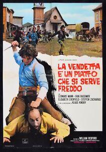 Manifesto-S11-The-Vendetta-And-039-A-Flat-Che-Si-Serve-Freddo-Klaus-Kinski
